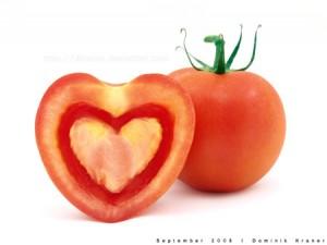 La tomate, le fruit qui procure l'éternelle jeunesse !