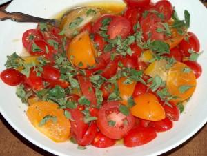 Les Tomates antioxydantes